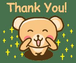 My Darling Teddy sticker #7867832
