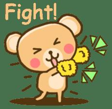My Darling Teddy sticker #7867833