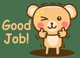 My Darling Teddy sticker #7867834