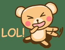 My Darling Teddy sticker #7867838