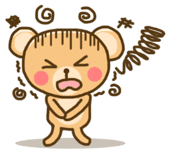 My Darling Teddy sticker #7867840