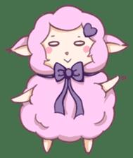 Happy Alpaca Time sticker #7868012