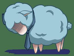 Happy Alpaca Time sticker #7868015