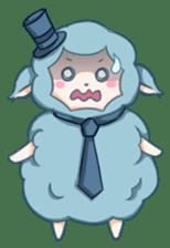Happy Alpaca Time sticker #7868018