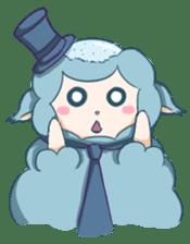 Happy Alpaca Time sticker #7868040