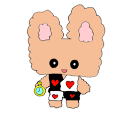 Alice in Kawaii Land sticker #7875649