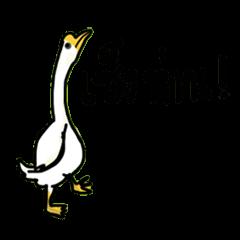Say Goose!