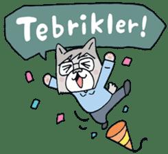 Turkish stickers ! sticker #7890685