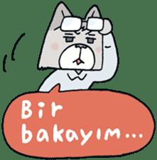 Turkish stickers ! sticker #7890694
