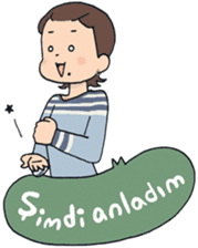Turkish stickers ! sticker #7890699
