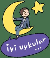 Turkish stickers ! sticker #7890709