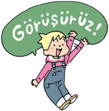 Turkish stickers ! sticker #7890712