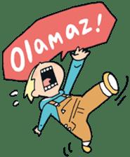 Turkish stickers ! sticker #7890720