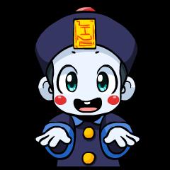 Jiang shi boy : Little Chinese Vampire