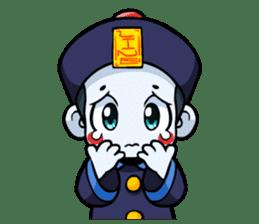 Jiang shi boy : Little Chinese Vampire sticker #7891890