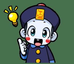 Jiang shi boy : Little Chinese Vampire sticker #7891894