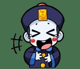 Jiang shi boy : Little Chinese Vampire sticker #7891918