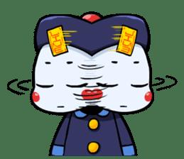 Jiang shi boy : Little Chinese Vampire sticker #7891921