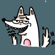 สติ๊กเกอร์ไลน์ Sillydoggo