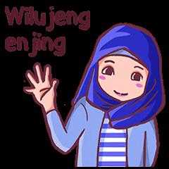 Euis Geulis Hijab Girl Sunda