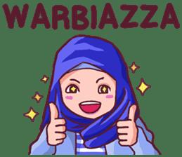 Euis Geulis Hijab Girl Sunda sticker #7906300