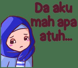 Euis Geulis Hijab Girl Sunda sticker #7906303