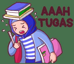 Euis Geulis Hijab Girl Sunda sticker #7906324