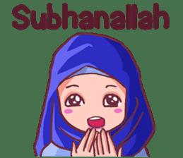 Euis Geulis Hijab Girl Sunda sticker #7906334