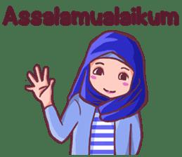 Euis Geulis Hijab Girl Sunda sticker #7906335