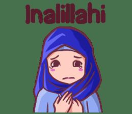 Euis Geulis Hijab Girl Sunda sticker #7906337