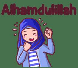 Euis Geulis Hijab Girl Sunda sticker #7906338