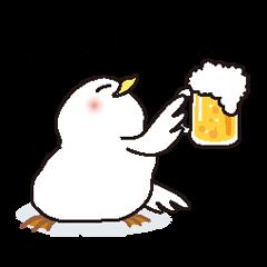 "White chicken ""DA where liquor is good"""