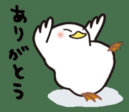 "White chicken ""DA where liquor is good"" sticker #7907464"