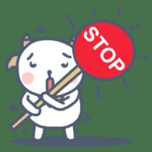 My cute goat sticker #7907815