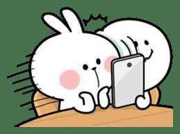 Spoiled Rabbit 4 sticker #7912301