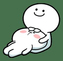 Spoiled Rabbit 4 sticker #7912310