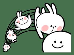 Spoiled Rabbit 4 sticker #7912312