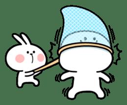 Spoiled Rabbit 4 sticker #7912315