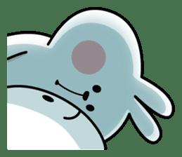 Spoiled Rabbit 4 sticker #7912317