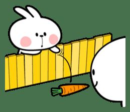 Spoiled Rabbit 4 sticker #7912321