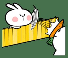 Spoiled Rabbit 4 sticker #7912323