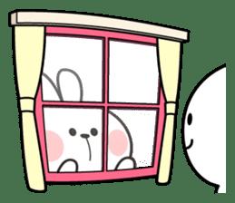 Spoiled Rabbit 4 sticker #7912324