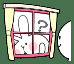 Spoiled Rabbit 4 sticker #7912325