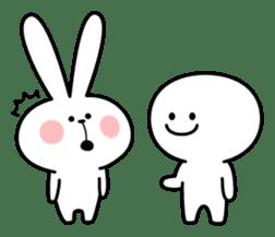 Spoiled Rabbit 4 sticker #7912328