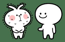 Spoiled Rabbit 4 sticker #7912329