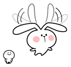 Spoiled Rabbit 4 sticker #7912330