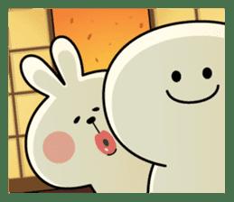 Spoiled Rabbit 4 sticker #7912337
