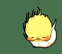 Okame-kun & pink-chan Vol.2 sticker #7915621