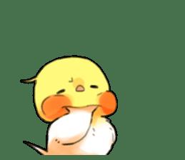 Okame-kun & pink-chan Vol.2 sticker #7915622