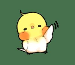 Okame-kun & pink-chan Vol.2 sticker #7915623